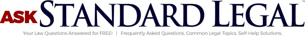 Ask Standard Legal Logo