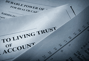 Living Trust and Payable on Death POD Documents