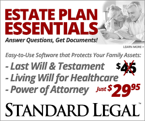 Estate Plan Essentials Software
