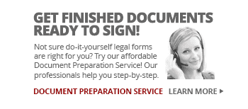 STANDARD LEGAL Software Forms Document Preparation SelfHelp Law - Legal document preparation services
