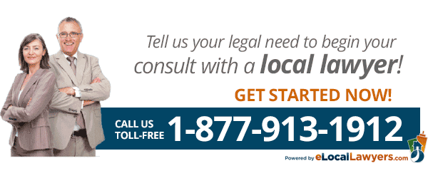 Find a local attorney for FREE