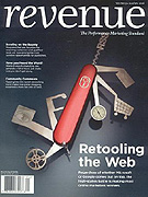 Revenue Magazine: a magazine for affiliate marketers