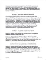 Living Trust Document #3
