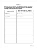 Living Trust Document #4